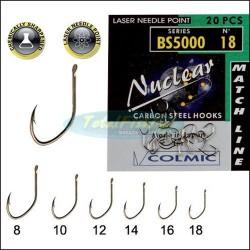 Kabliukai Colmic BS5000