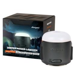 DEEPER žibintas su išorine baterija Power Lantern
