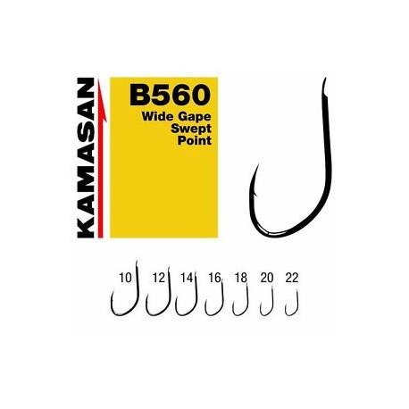 Kabliukai KAMASAN B560