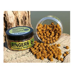 Ringers Soft Hookable Pellets, 6mm