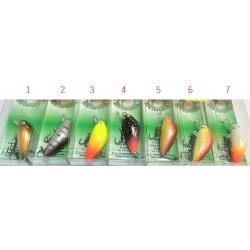VIVINGRA vobleris (3,5 cm, 5g)