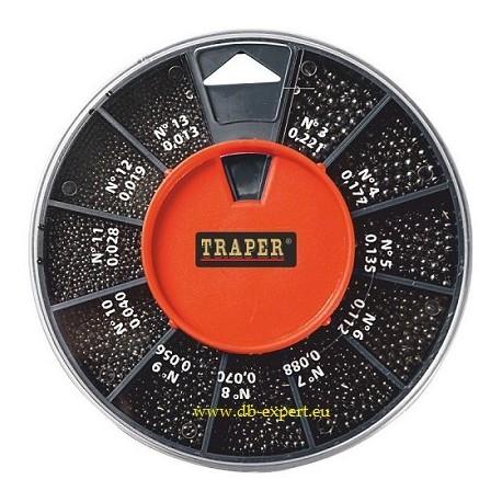 Traper svarelių rinkinys Nr.3 - Nr.13