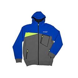 MATRIX Soft Shell Jacket, BLUE/GREY
