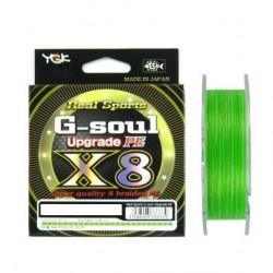 Pintas valas YGK G-Soul X8, 150m