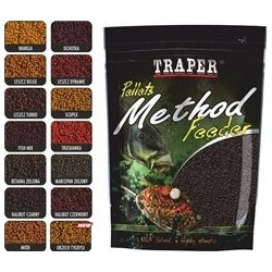 Traper jaukas Method feeder Pellets Fish mix 2 mm, 0,5  kg