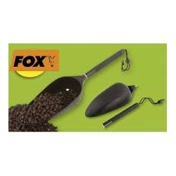 FOX šėrimo šaukštas Baiting Spoon & Handle
