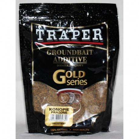 Traper jauko priedas Kepintos kanapės, 0,4 kg