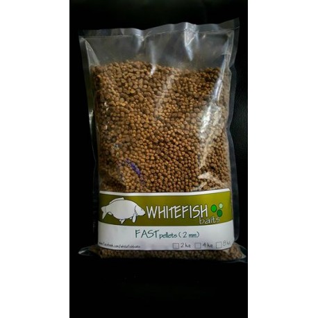 WHITE FISH FAST Pellets, 1 kg