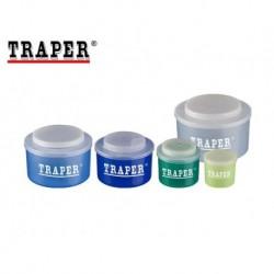 Traper masalų graduoti indeliai