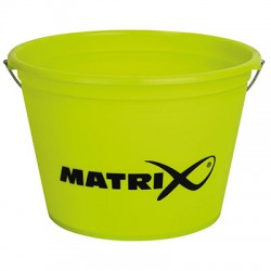 Matrix 25L Groundbait Bucket graduotas jauko kibiras