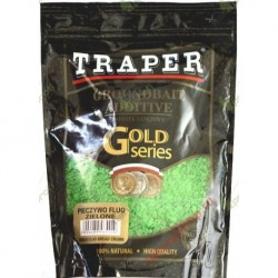 Traper jauko priedas Džiūvėsiai (Fluo žali), 0,4 kg
