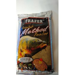Traper jaukas Method feeder Bream Belge, 0,75 kg