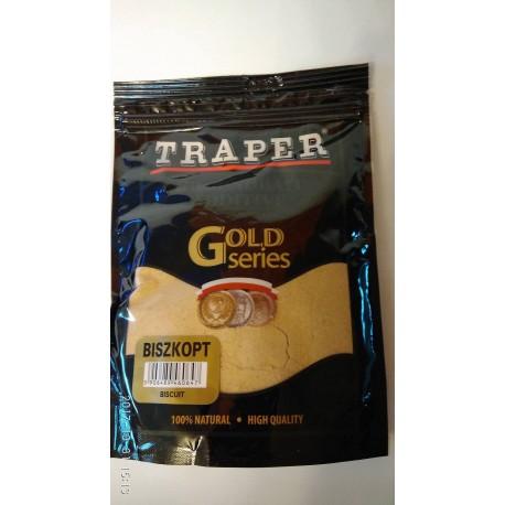 Traper jauko priedas Biskvitas, 0,4 kg