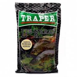 Traper jaukas SEKRET Lynas Karosas (Red Worm), 1 kg
