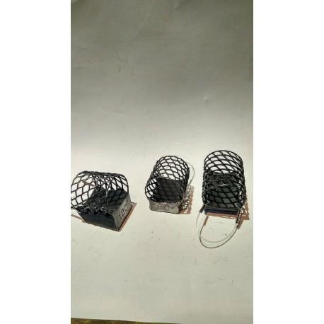 Šėrykla metalinė, 60-140gr