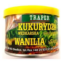 Traper jauko priedas MIX (virti kukurūzai, Kanapės, perlinės kruopos), 0,5 kg
