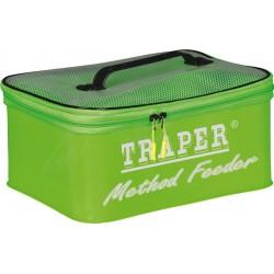 Traper Method Feeder indas su dangčiu 23cm x 14cm x 13cm