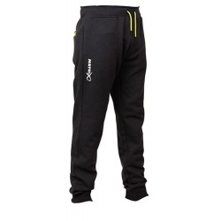 Matrix Minimal Black/Marl Joggers