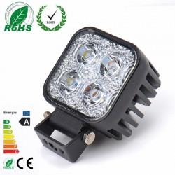 LED šviestuvas, 12W, 12V