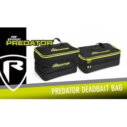 Krepšys FOX Predator Deadbait Bag