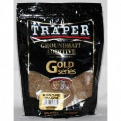 Traper jauko priedas Kepintos maltos kanapės, 0,4 kg