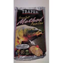 Traper jaukas Method feeder Halibut Black, 0,75 kg