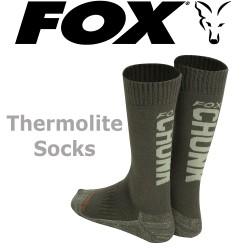 FOX Chunk Thermolite kojinės
