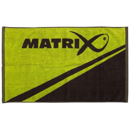 Matrix rankšluostis Hand Towel su raišteliais