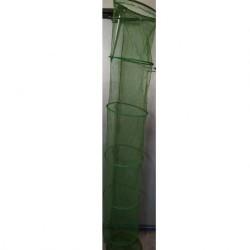Sietas žuviai su kuoliuku gumuotas, 40x250cm