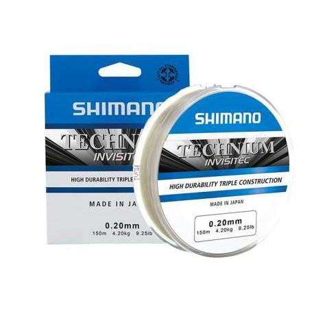 SHIMANO TECHNIUM Invisitec valas, 300m (Japonija)